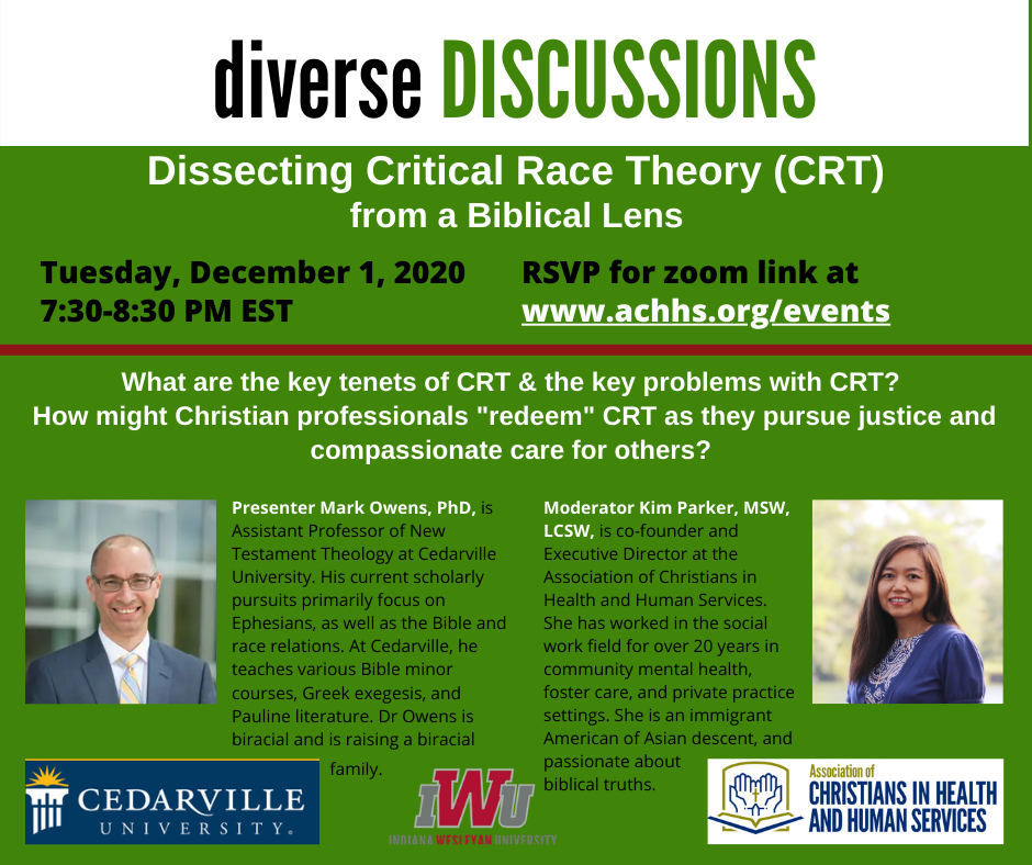 Dissecting Critical Race Theory from a Biblical Lens