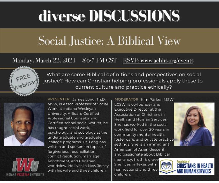 Social Justice: A Biblical View